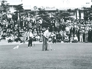 広島女子オープンゴルフ