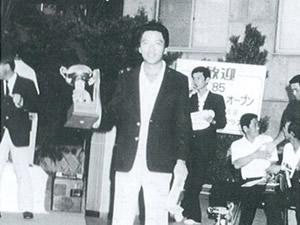 第1回ミッドサマーオープン 優勝 上野プロ